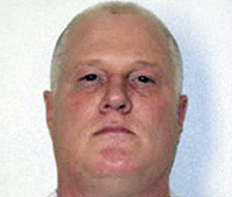 阿肯色州死刑:54歲死囚戴維斯(AP)