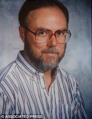 科倫拜校園槍擊案裡不幸罹難的教師桑德斯(AP)