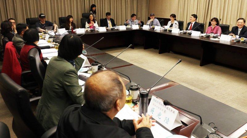 20170428-總統府司法改革國是會議第四分組會議上午召開。(蘇仲泓攝)