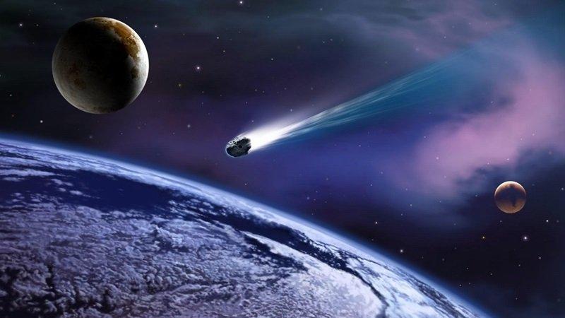 霍金說,在氣候變遷、小行星撞地球的威脅、傳染病肆虐與人口成長之下,地球環境將愈來愈險惡。