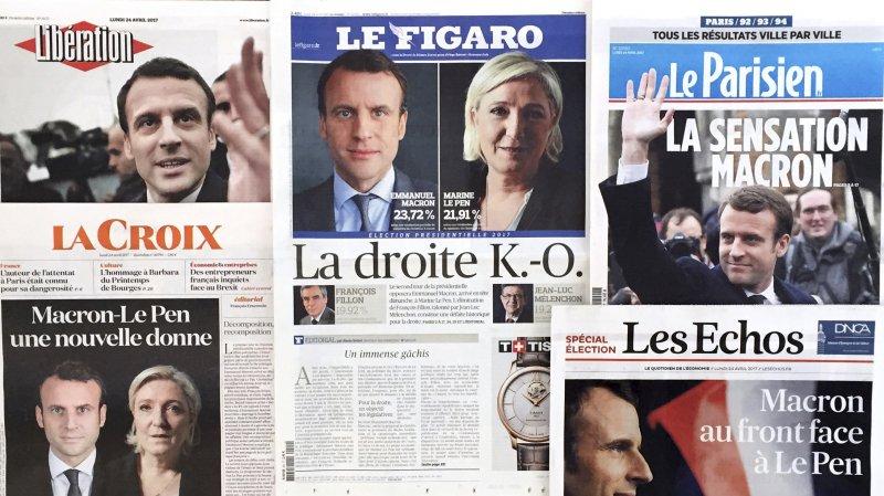 英國脫歐之後法國大選備受關注,歐盟的未來全繫在這場選舉上。(美聯社)