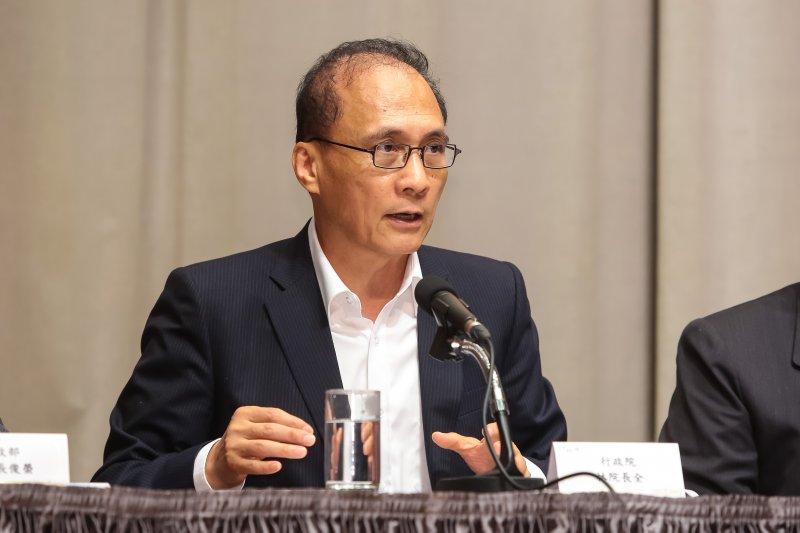 20170511-行政院長林全11日於院會後親自出席會後記者會。(顏麟宇攝)