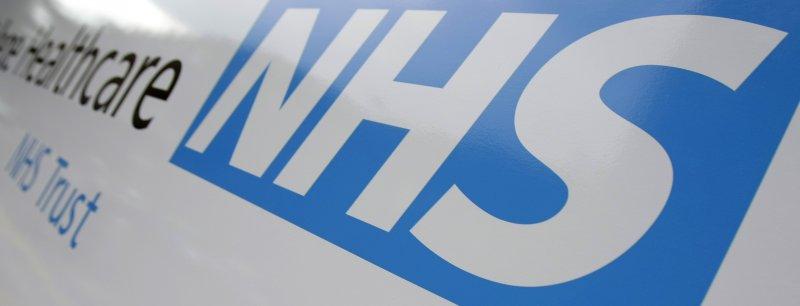 英國NHS系統也遭攻擊,許多醫院無法看診。(美聯社)