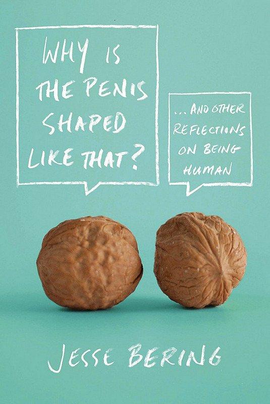 《下流科學:是天性還是怪癖?從「性」看穿人性!》(Why Is the Penis Shaped Like That? And Other Reflections on Being Human)。取自《The Sky of Gene》