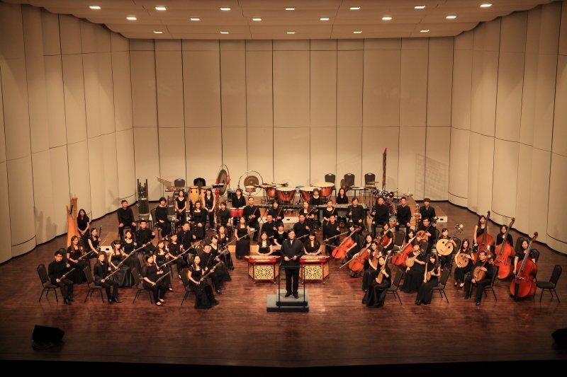 高雄市國樂團將於5月21日星期日晚間7:30於大東文化藝術中心演出。(圖/高雄市國樂團提供)