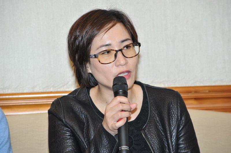 20170517-原民長照卻斷炊記者會,立委高潞.以用.巴魕剌。(甘岱民攝)