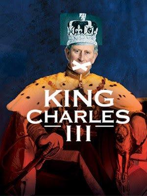 舞台劇《查爾斯三世》的海報。(取自wikipedia)