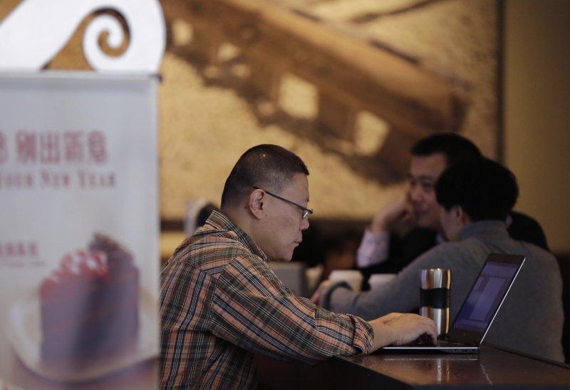 中國被控有大量商業間諜集體竊取美國商業機密,也可能包含軍用武器情報。(美聯社)