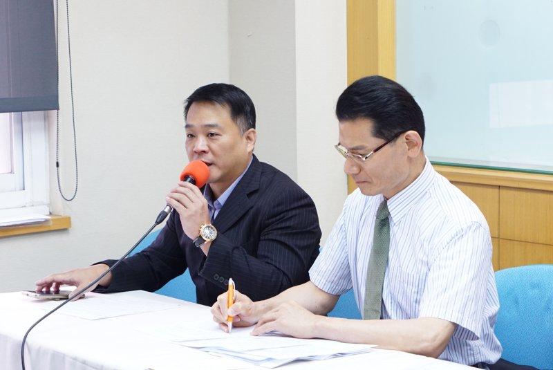 20170525-全國宗教大聯盟記者會,張肇珩發言。(盧逸峰攝)