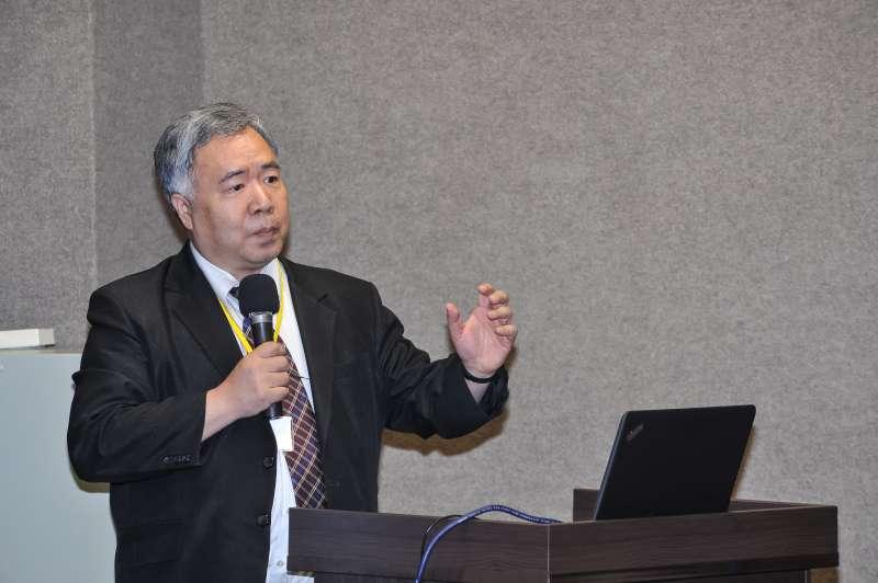 20170603-「人民期待的司法改革座談會」,基隆地方法院法官陳志祥。(甘岱民攝)