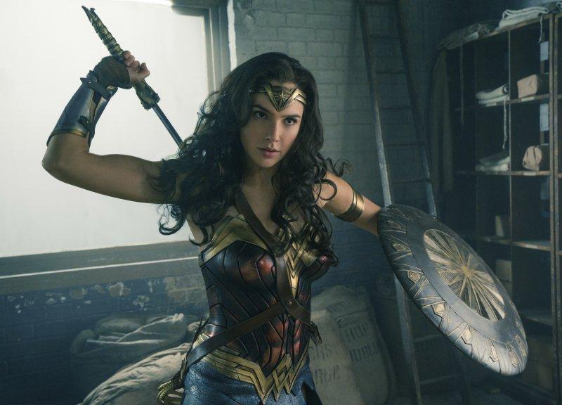 DC英雄電影新作《神力女超人》風靡全球,剛上映就開出好票房。(美聯社)