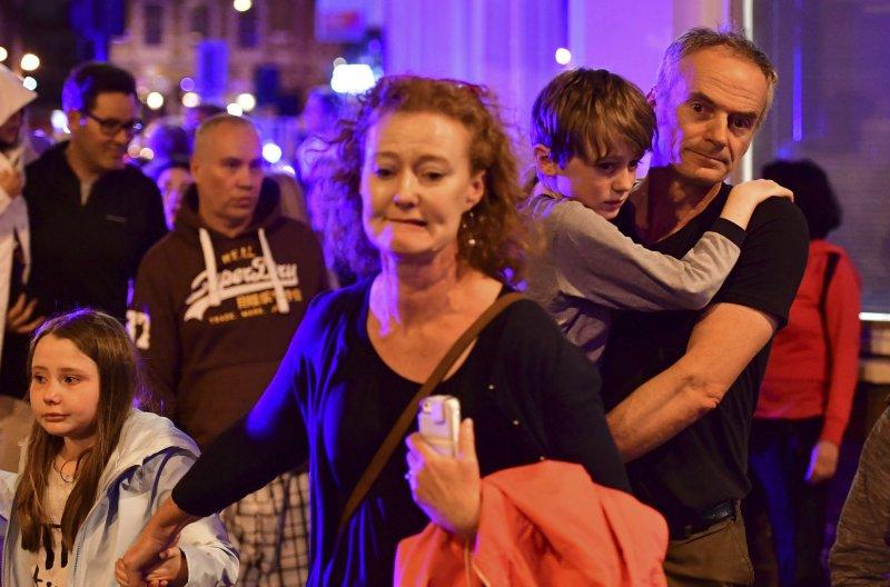 英國首都倫敦3日再度發生恐怖攻擊,造成多人死傷(AP)