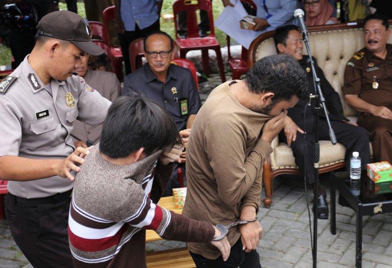 在馬來西亞,男人之間的同性性行為仍屬犯罪。(美聯社)