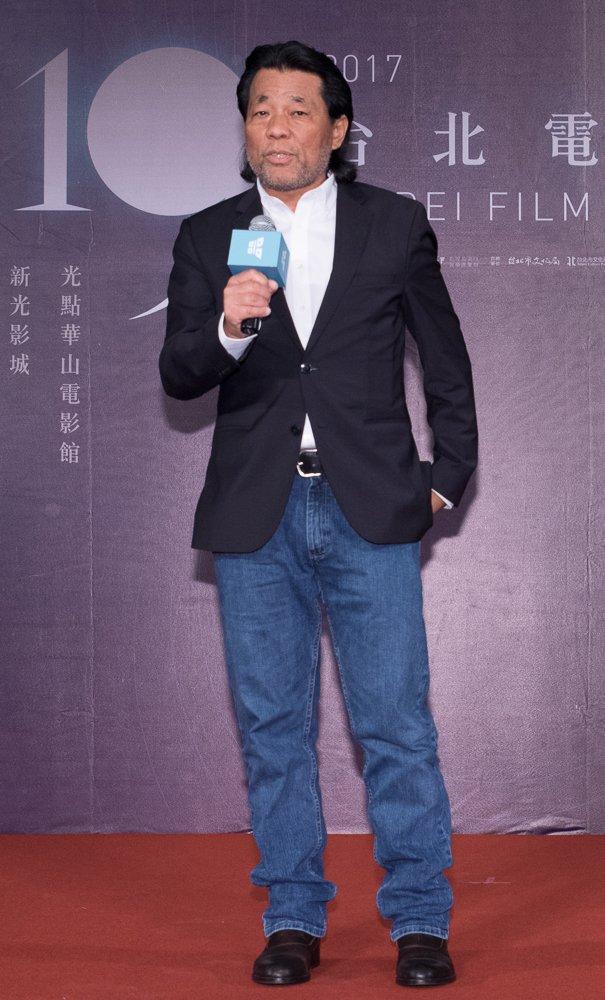 2017台北電影獎入選公布記者會_台北電影節主席李屏賓致詞。(圖/台北電影節提供)