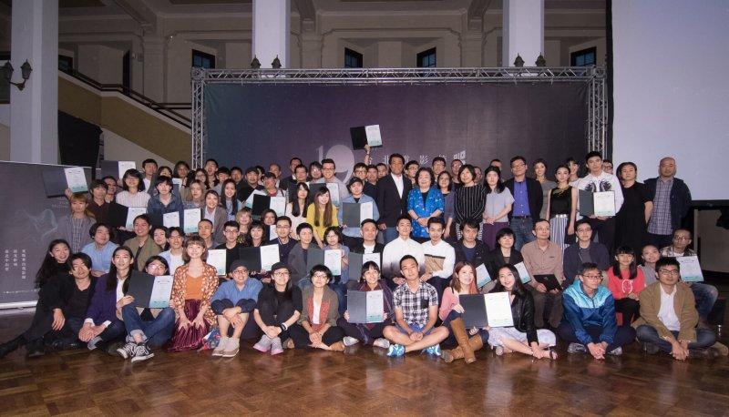 0516_2017台北電影獎入選公布記者會合影。(圖/台北電影節提供)