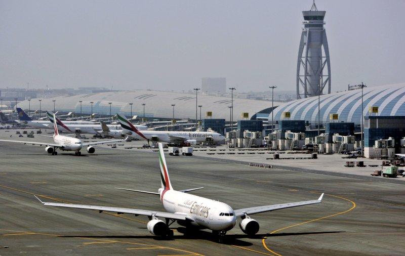 卡達首都杜哈的哈瑪德國際機場,2016年首度成為全球輸運量第50名。(美聯社)