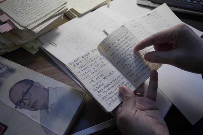 羅恩惠導演《消失的檔案》,(圖/台北電影節提供)