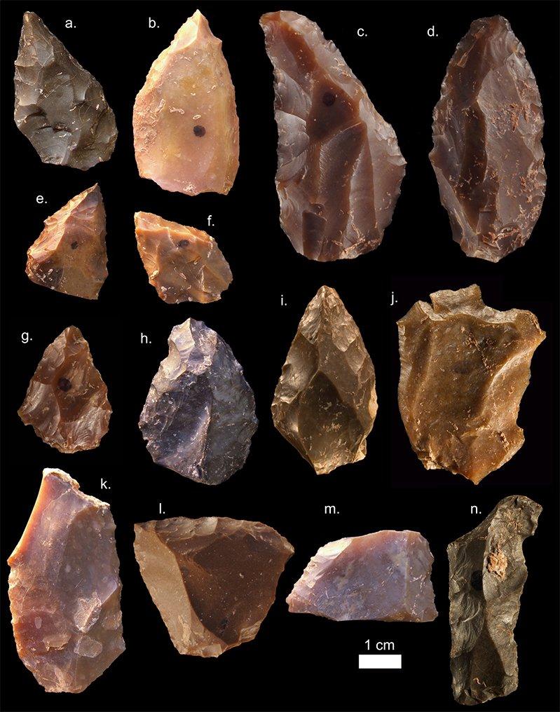 北非摩洛哥的杰貝衣羅(Jebel Irhoud)遺址,出土30萬年前的智人化石(Max-Planck-Institut für evolutionäre Anthropologie)
