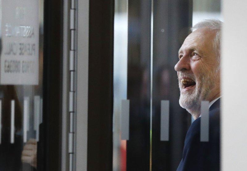 英國工黨在8日大選大幅增加32席,反成最大贏家。(美聯社)