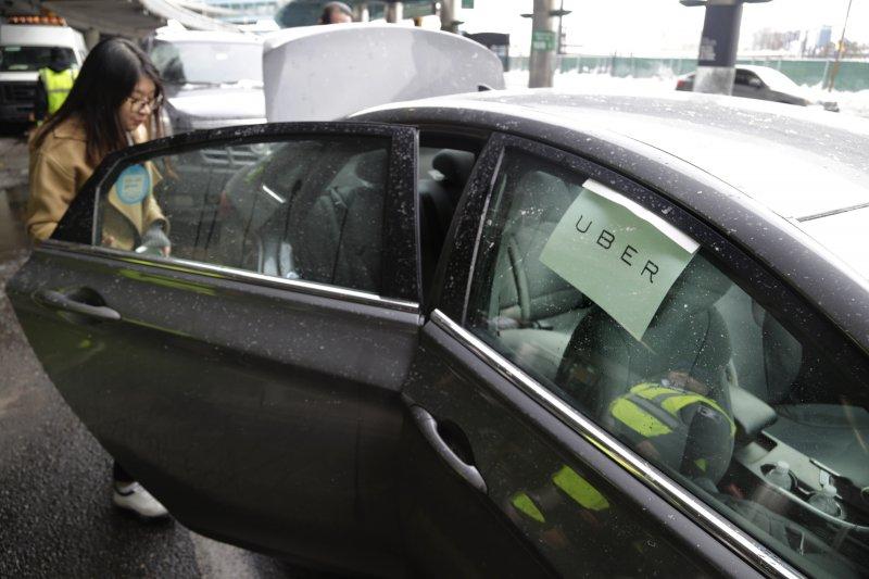 Uber醜聞纏身,公司宣誓要根除性騷擾與性別歧視風氣。(美聯社)