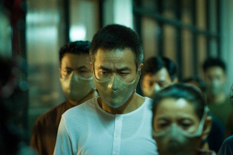 本屆台灣藝術大學電影系畢業作品《盲口》。(圖/台北電影節提供)