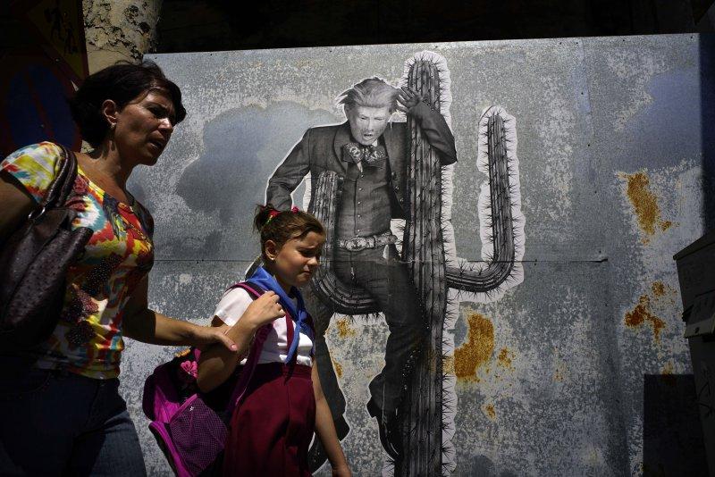 外界擔心,剛剛蓬勃不久的古巴旅遊業受到川普新政重創。(美聯社)