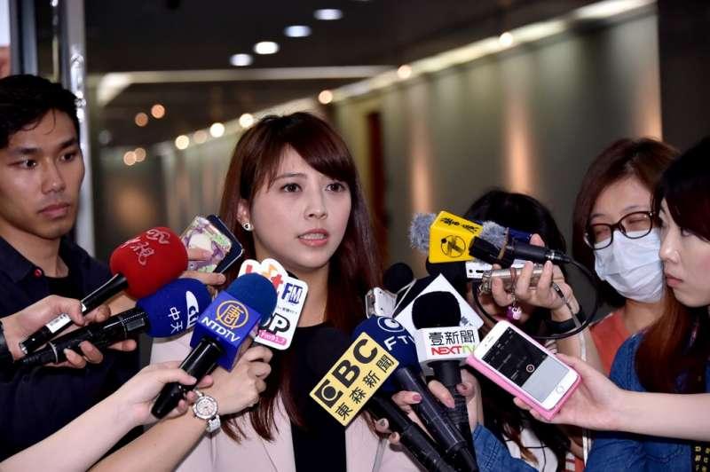 2017-06-19-台北市政府公布「台北-上海雙城論壇」將於7月2日舉行。北市府副發言人陳思宇。(北市府提供)