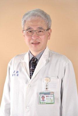 台北馬偕燒燙傷中心主任的董光義。(取自台北馬偕醫院網站)