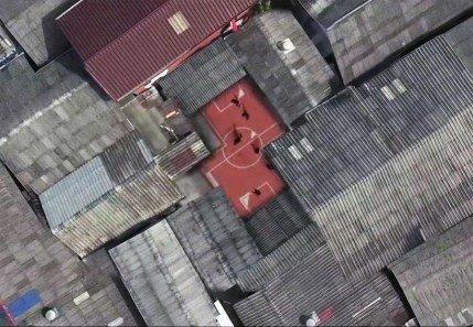 不規則足球場