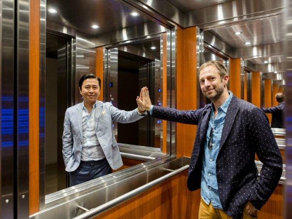 《 電梯迷宮 》