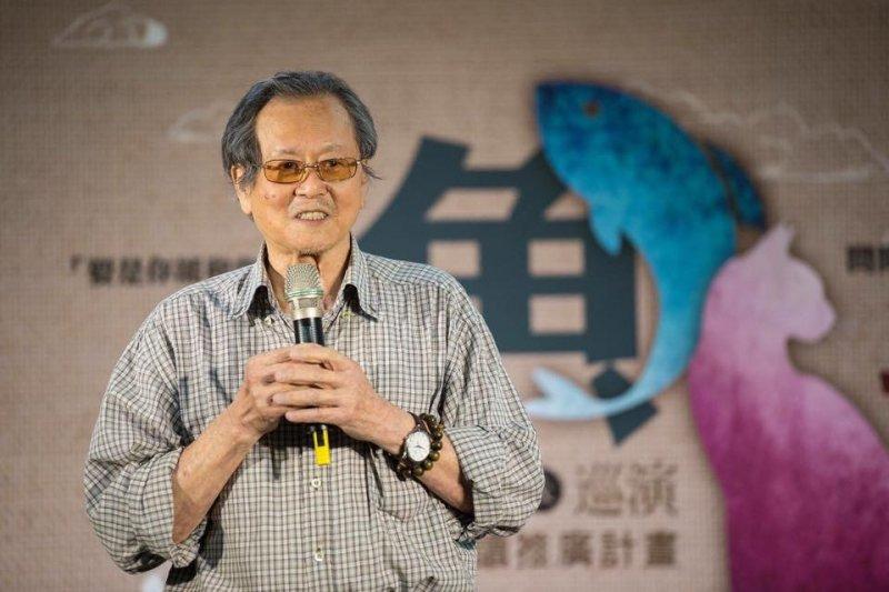 黃春明一生奉獻於文學,當年那個「王老師」是重要關鍵。(圖/黃春明@Facebook)