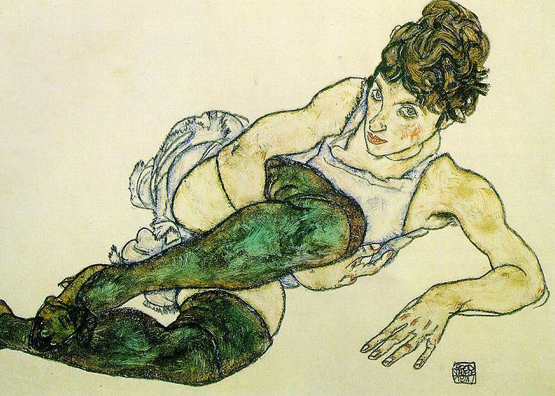 800px-Egon_Schiele_-_Green_Stockings.jpg