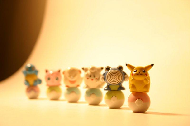 精靈寶可夢(Shannon @flickr)