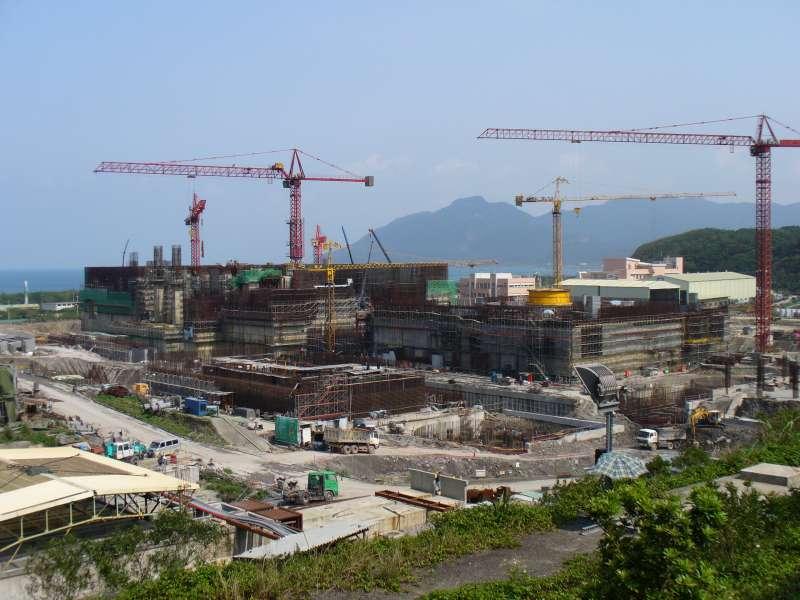 龍門核能發電廠(核四)(Mastehr@Wikipedia / Public Domain)
