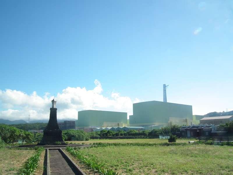 龍門核能發電廠(核四)(Toach japan@Wikipedia / CC BY-SA 3.0)
