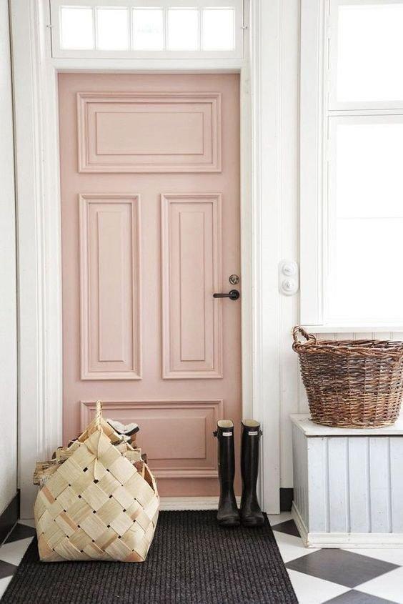 玄關代表一個家的門面,可以從裝飾看出一個人內心深處的樣貌。(圖/Pinterest,iDiD設計提供)