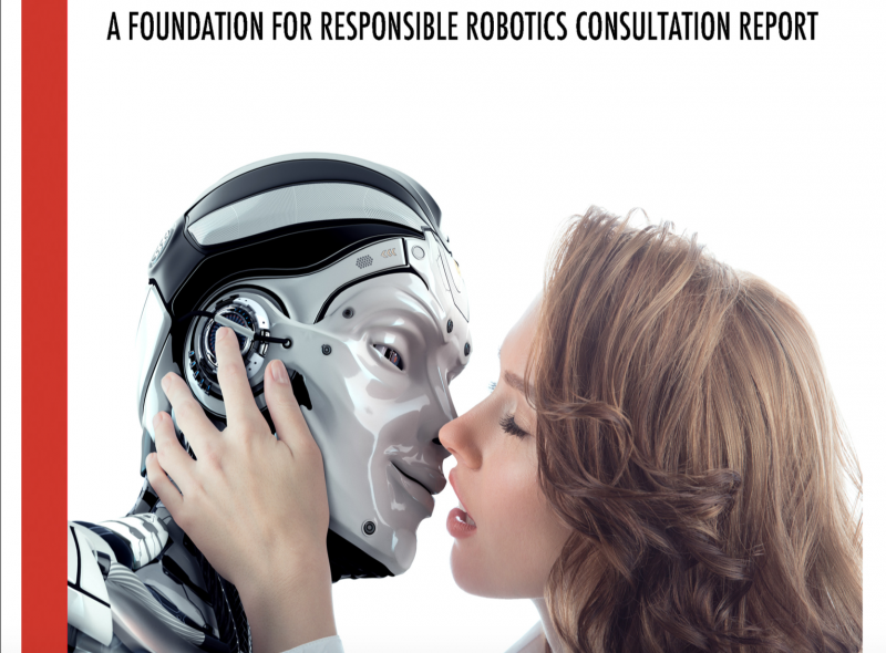當機器人與人的關係進展到性愛,其中的道德界線何在也成為令人困惑的難題。
