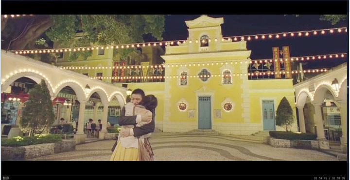 《游龍戲鳳》劇情描述一段王子愛上灰姑娘的浪漫愛情故事,深受觀眾喜愛。(圖/yennb0701@youtube)