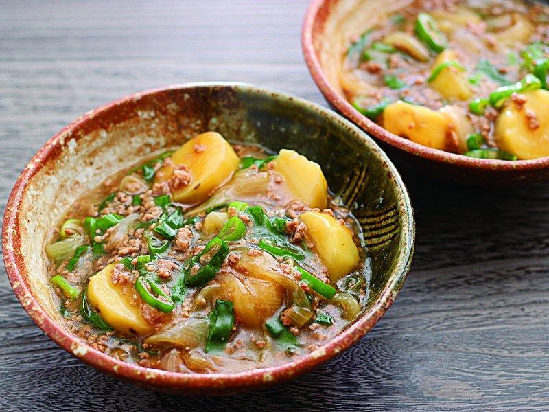 汁多味美的小馬鈴薯。(圖/凱特文化提供)