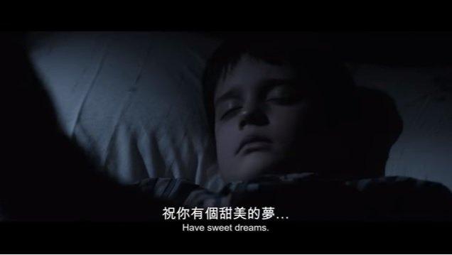 母親最後的話語:「祝你有個甜美的夢...」(圖/翻攝自youtube)