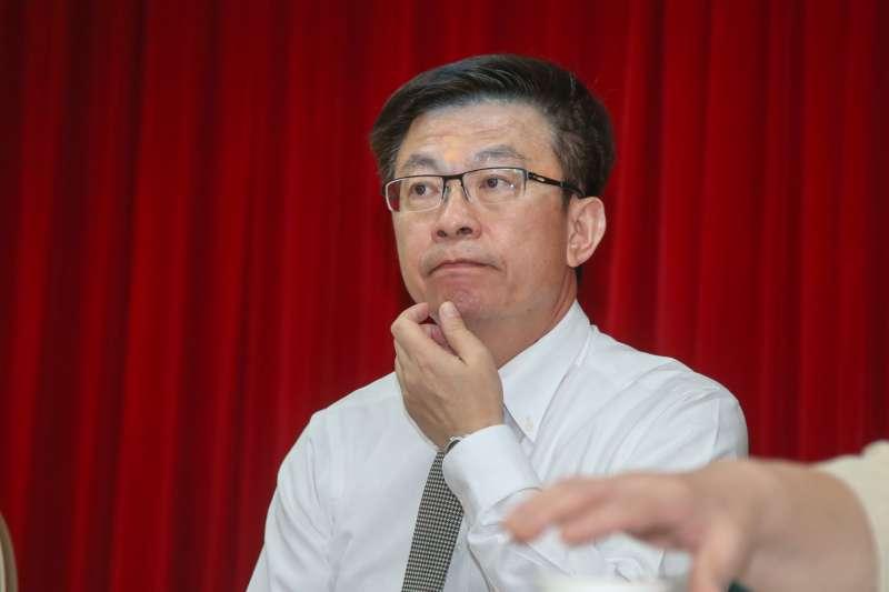 20170717-勞動部106年勞動政策首場公聽會,勞動部次長郭國文等相關所屬官員等列席。(陳明仁攝)