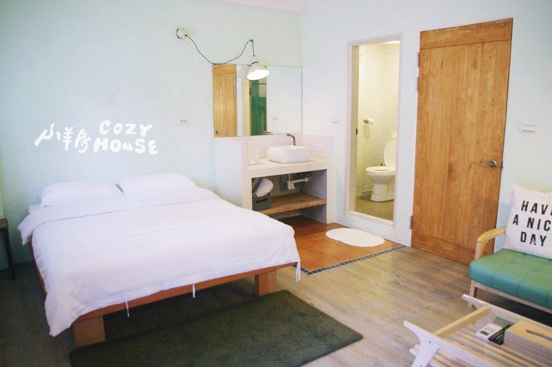 (圖/花蓮背包客棧小羊房 cozy house hualien hostel@Facebook)