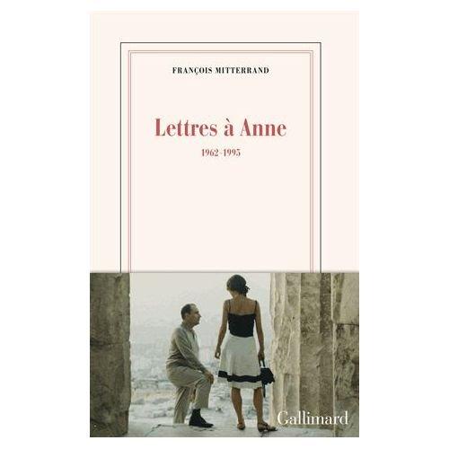 「給安的信」收錄了密特朗生前寫給秘密情人安的1,218封情書.jpg