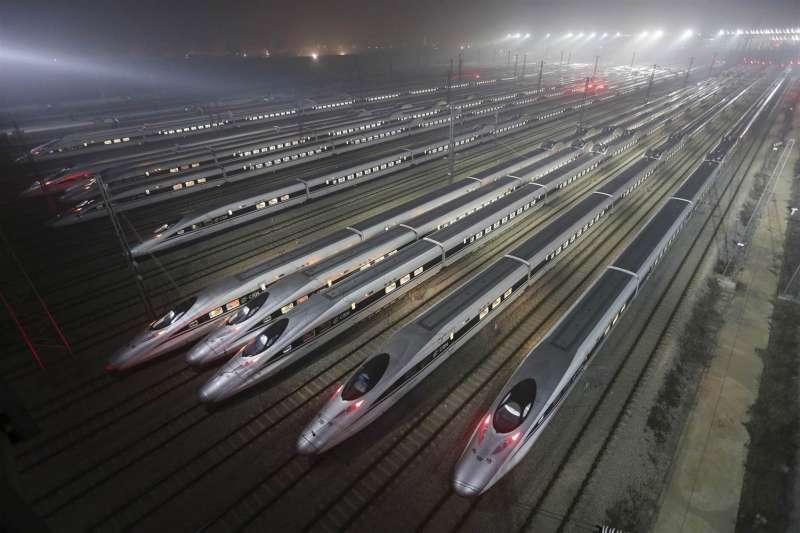 中國在海外興建高鐵串起一帶一路計畫的目標受阻(翻攝網路)