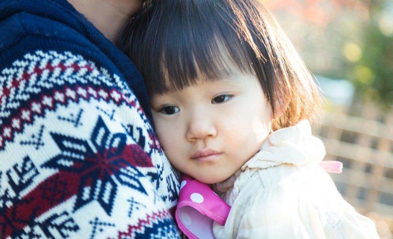 離婚讓孩子對未來充滿不確定性,應讓孩子知道未來的變動。(圖/pakutaso)