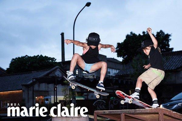 滑板對他們來說除了是運動,也是他們的生活方式,玩到好,玩到精之後,他們很自然就停不下來。