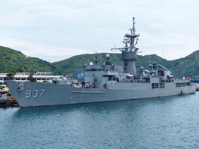 淮陽號巡防艦(玄史生@Wikipedia / CC BY-SA 3.0)