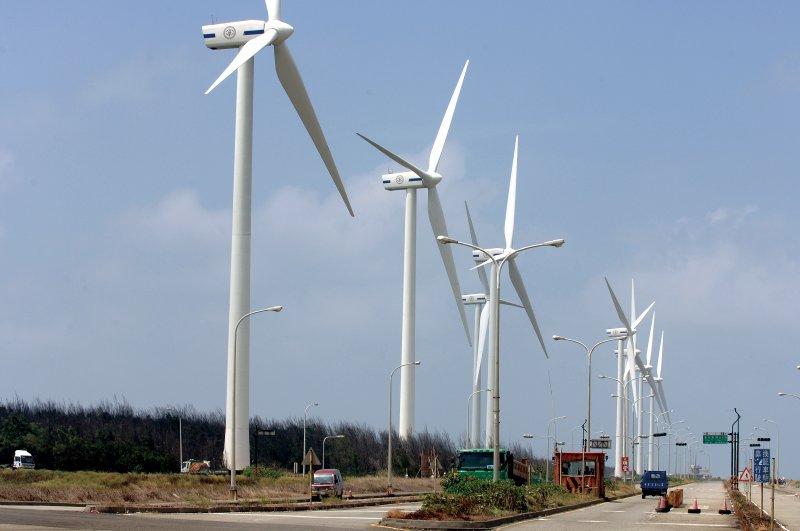 再生能源-風力。(財團法人台灣綠色生產力基金會提供)
