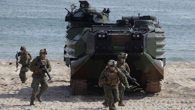 這一次,美國還會允許北韓政權繼續存在嗎?(BBC中文網)