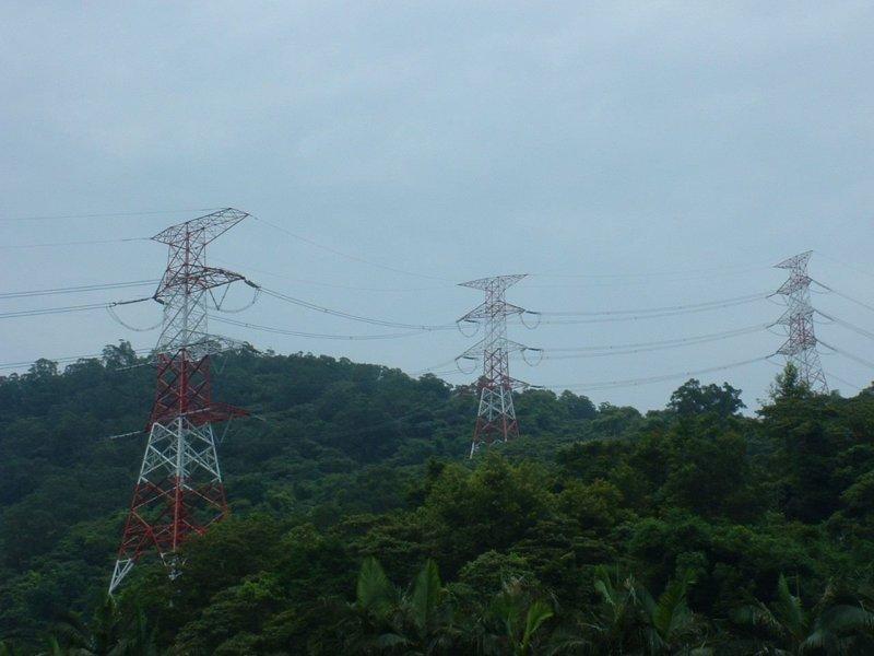 花蓮和平電廠,345kV超高壓輸電線(和平電廠)